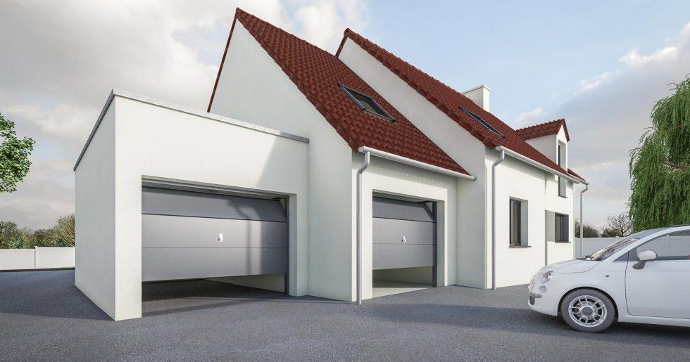maison toit plat et tuile finest maison toit plat et tuile with maison toit plat et tuile. Black Bedroom Furniture Sets. Home Design Ideas