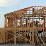 extension maison ossature bois exemple