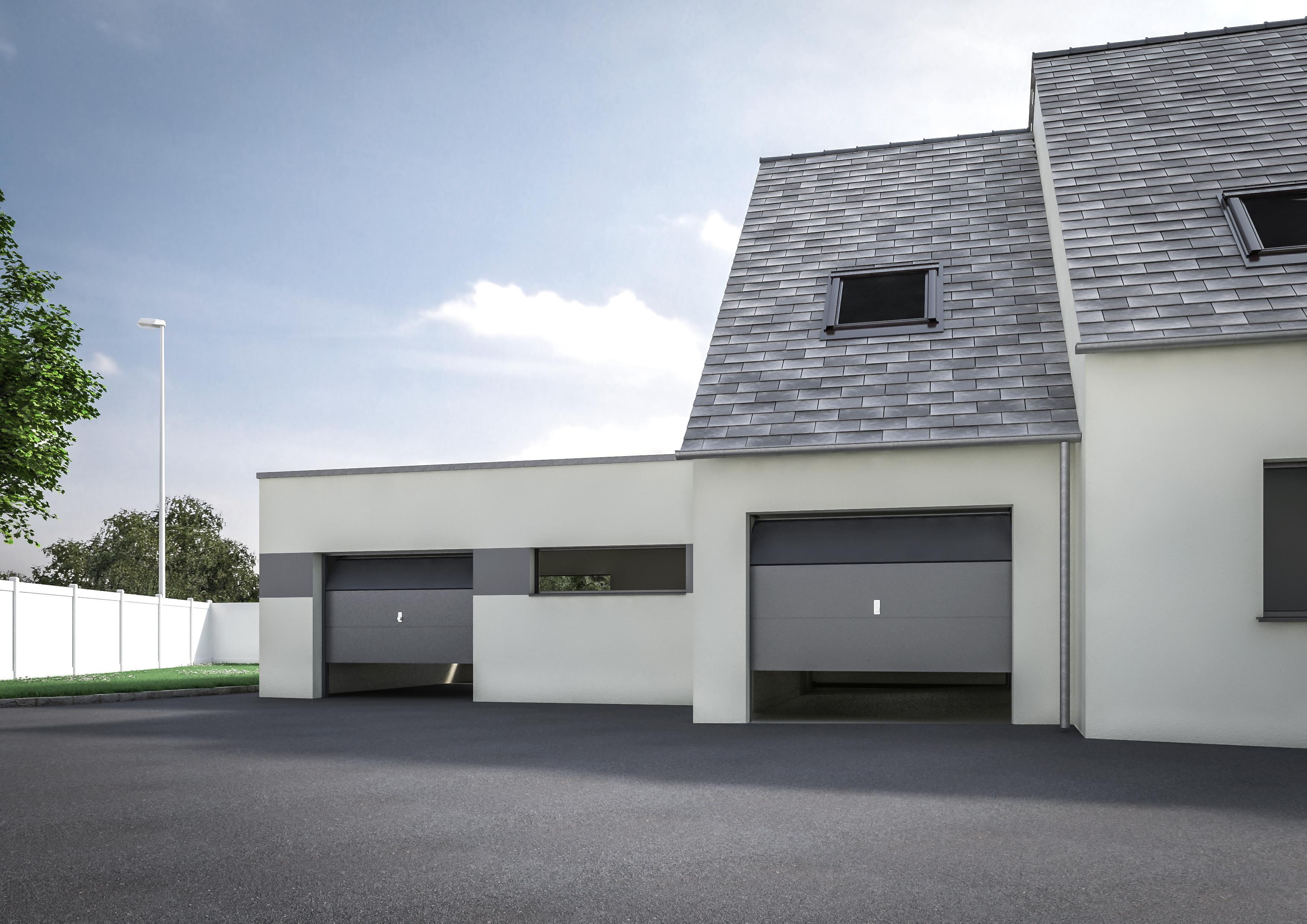 Construction et isolation garage avec cybel extension for Garage auto ouvert samedi