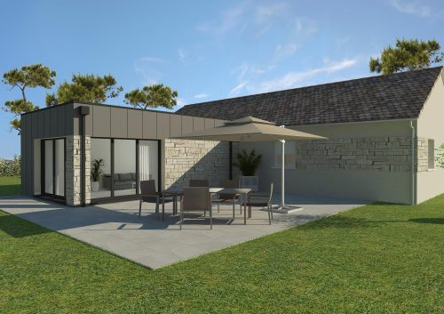 Top 5 des arguments pour r aliser une extension de maison for Recours architecte extension garage