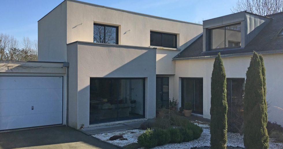 Extension garage - 35530
