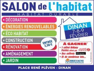 Salon de l'Habitat de Dinan (22)