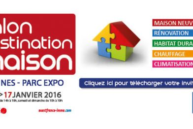 Salon Destination Maison à Rennes (35)
