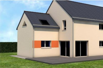 Extension de maison proche Saint-Malo (35)
