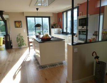 Extension maison - 35500