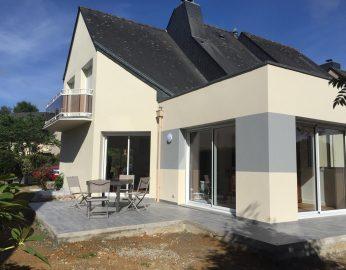 Extension maison - 35235