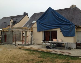 Extension maison - 35650