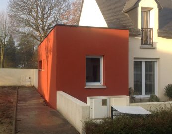 Extension maison - 35310