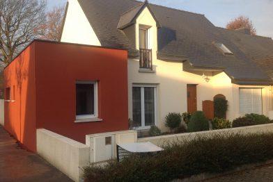 Extension maison : les nouveaux projets de l'agence Rennes Sud
