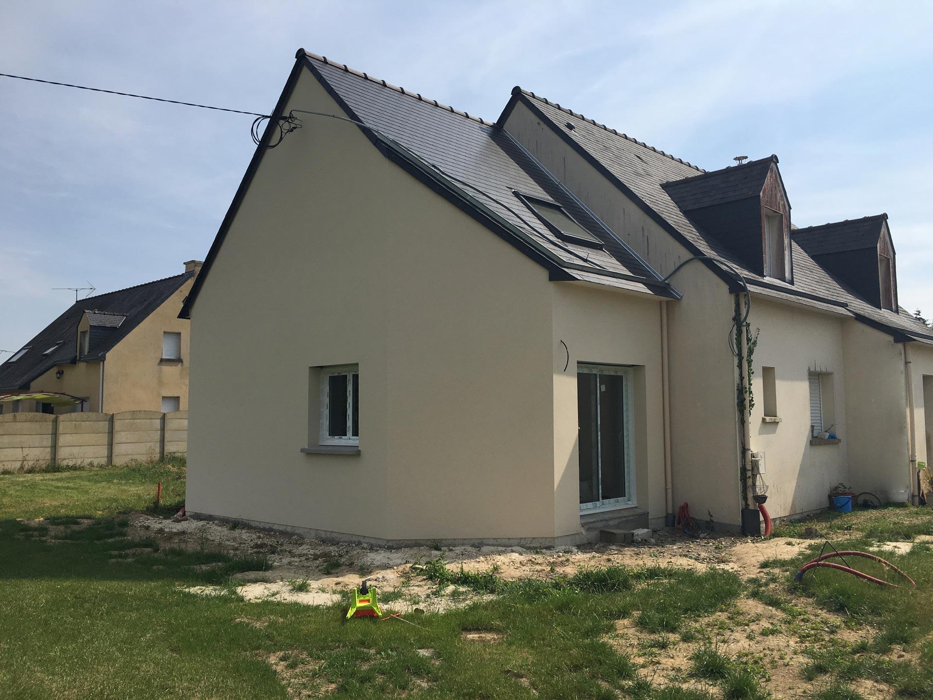 Extension de maison acc l rer votre achat immobilier for Achat d une maison