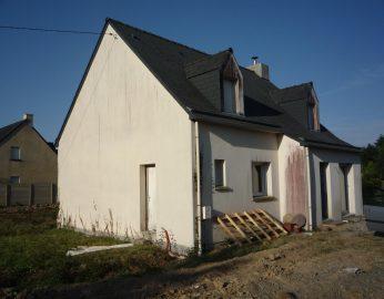 Extension maison - 35320