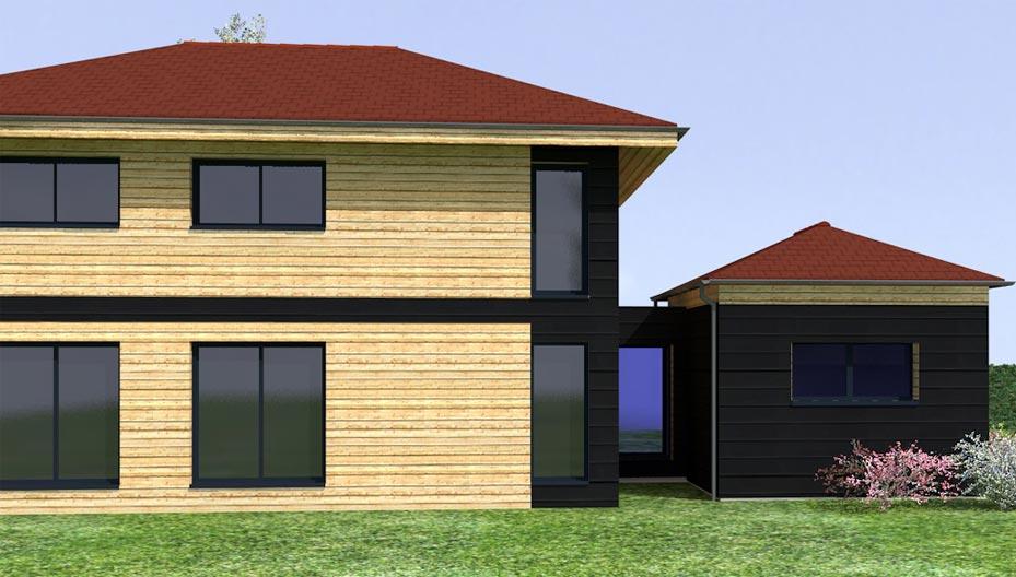 Extension maison en savoie et haute savoie 73 74 for Extension maison 74