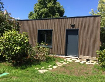 Extension garage bois - 45210