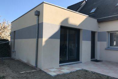 Extension maison Rennes Nord Est – 35770