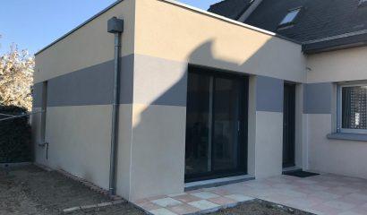 Extension maison - 35770