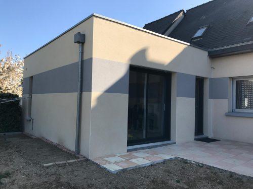 extension maison rennes nord est pour assistante maternelle. Black Bedroom Furniture Sets. Home Design Ideas