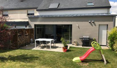 Extension maison - 35520