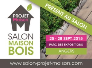 Cybel Extension participe au Salon de la Maison Bois d'Angers