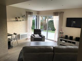 exemple d 39 extension de maison cl en main cybel extension. Black Bedroom Furniture Sets. Home Design Ideas