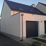 Agrandissement maison séjour 20 m2 La Chapelle des Fougeretz (35)