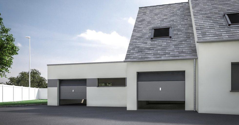 Gamme Et Modèle Dextensions Maison Chez Cybel Extension - Extension garage toit plat