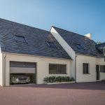 Extension garage double traditionnel modèle DOLCEVITA