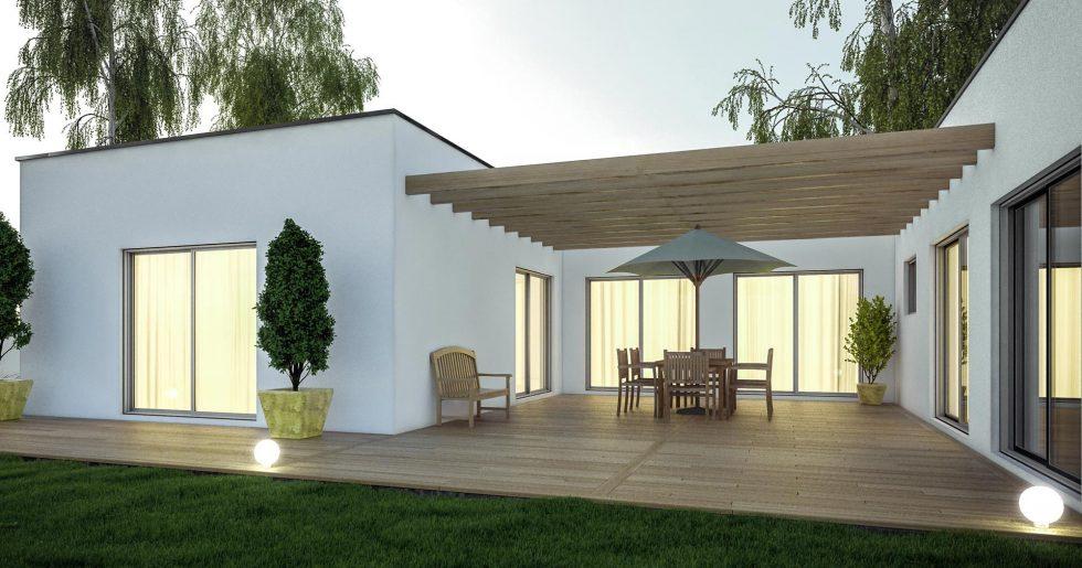 Extension maison chartres dreux ch teaudun contactez - Extension maison design ...