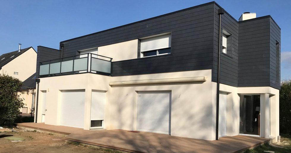 Extension maison saint malo dinan contactez l 39 agence for Travaux agrandissement maison