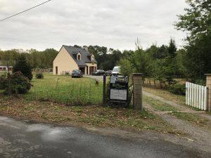 Cybel extension agrandissement maison saint medard sur ille 35