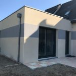 Extension maison Rennes après travaux