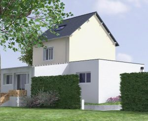 extension maison clé en main Tourlaville 50110
