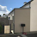 extension maison séjour 20 m2 La Chapelle des Fougeretz (35520)