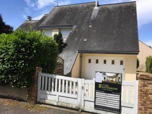 Extension maison architecte CHANGE 53810