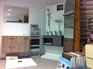 Agences rennes showroom intérieur 1