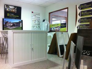 Agences rennes showroom intérieur 2