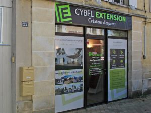 Agence CYBEL EXTENSION Bordeaux Sud