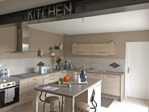 agrandissement maison cuisine Corquilleroy (45120)
