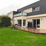 agrandissement maison terrasse cle en main 35650