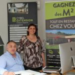 accueil agence CYBEL EXTENSION Bordeaux Sud