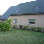 projet extension maison laille 35890
