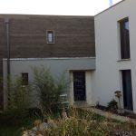 bardage bois extension maison corquilleroy 45120