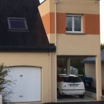 extension maison carport 35360