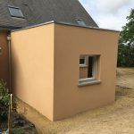 extension maison suite parentale laillé 35890