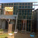 extension maison ossature bois corquilleroy 45120