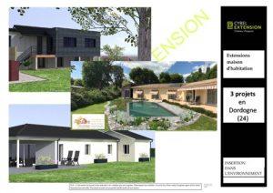 extension maison perigueux dordogne 24000
