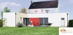 projet extension maison patio terrasse morbihan 56