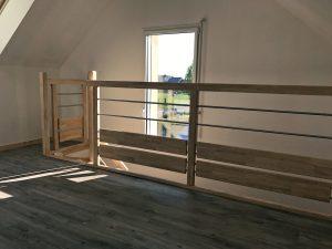 extension maison étage salle de jeux