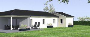 extension maison clos couvert 24420