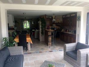 Extension de maison en prêt à finir à Pannes (45700)