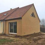 Extension de maison pour un salon près de Chartres (28000)
